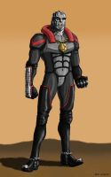 GI Joe Destro Renegades by MJFCreations