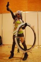 Tira - Soul Calibur 5 Yeah by Hana-Zone