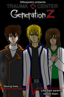 Trauma Center: Generation Z Poster by Aileen-Rose