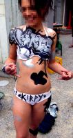 Body Painting 2 by kirpy