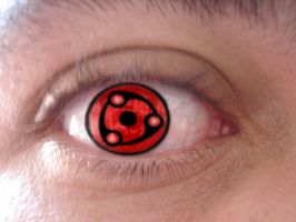 Eternal Mangekyou Sharingan by radamanthy