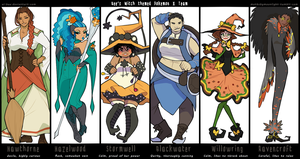 PKMN - Witches of Kalos by Ai-Bee