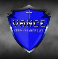 SHEILD LOGO by vancegraphics