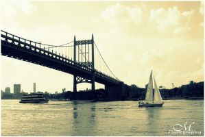 Triboro. by MartinaPhotography