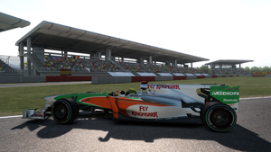 Force India by Renown-787
