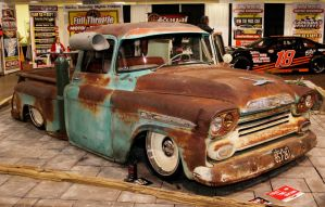 1959 Chev Apache by boogster11