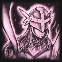 Angewomon Icon by TheClintHennesy