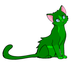 Free fantasy cat Adoptable 9 (CLOSED) by DetritusDroid