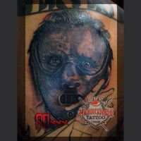 Sureno Lecter by HammersmithTattoo