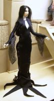 A Dress For Morticia by cbgorby