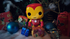 Holiday Funko Pop Figure 07 by iAmAneleBiscarra