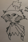 Mismagius by LordChatta