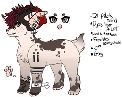 21 pilots themed adopt auction - [CLOSED] by stranqers
