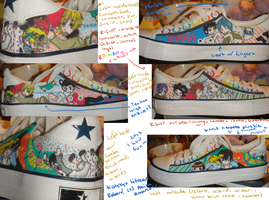 KHR: Shoes by PandaLily