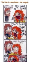 Metalheads life: the tragedy by the-ChooK