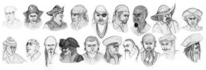 PIRATES by AmourFonce