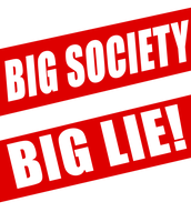 Big Lie Poster by Party9999999