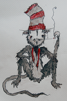the Cat in the Hat by LL0ND0N