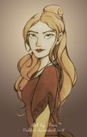 Cersei Lannister by Valeton