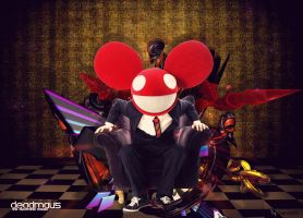 Deadmau5 by RomainGFX