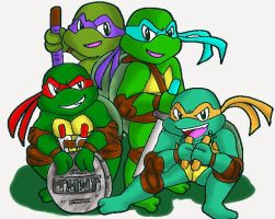 TMNT-just-fullcolor by koju327