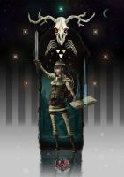 Sword and Sworcery (Cosmic Sorcery) by Siga4BDN