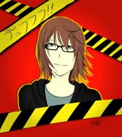 If I were a Durarara!! character by CrypticGrin