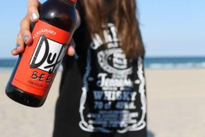 Duff.- by GoodKawaiiStrong