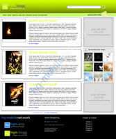 hqm-blogg wp theme by Snake84