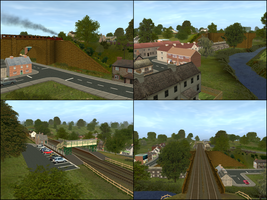 Norramby Branch Route - Ballahoo by wildnorwester