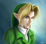 OoT Link by xXNami-sanXx