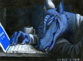 Eredran's Billable Hours by Sejuay