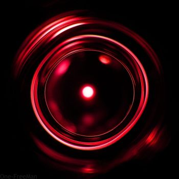 HAL 9000 by One-FreeMan