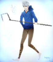 Jack Frost by TheDamn-ThinGuy