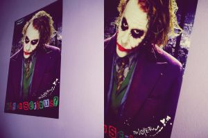 why so serious by firestarterxx