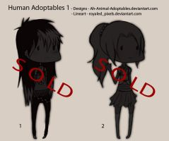 Human Adoptables - Auction - CLOSED! - by Ah-Animal-Adoptables