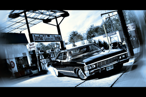 Chevrolet Impala 1967 by Webby-B