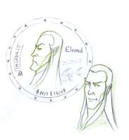 Currency of Rivendel by Lelia