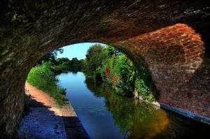Canal HDR by trogdor7