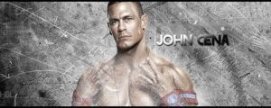 John Cena Signature by thegame95