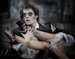 In Love With a Zombie II by raemarshall