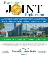 PBMC Joint Replacement Newsday Ad by FrozenPinky