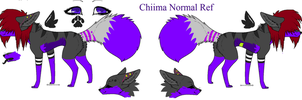 Chiima Spring-Fall ref by coffaefox