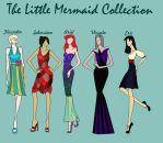 The Little Mermaid Collection by TheWhiteSwan