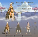 Follow my Blade (concept of character) by Prihlop
