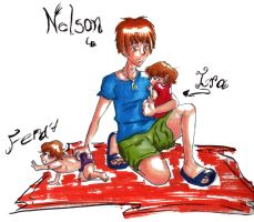 nelson family by gwingangel