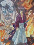 kenshin the legend of kyoto by eve1789