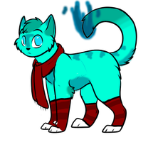 10 point cat adoptable CLOSED by Fluffbutt-Adopts
