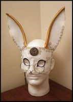 The White Rabbit Mask by Jedi-With-Wings