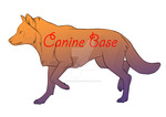 Canine Base +.PSD by NorthernRed